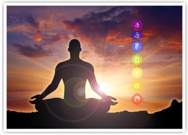meditace čakry